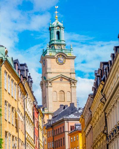 Storkyrkan - Stockholm Cathedral