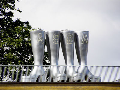 Getting to the ABBA Museum